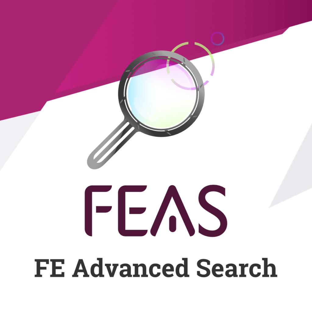 絞り込み検索プラグイン for WordPress - FE Advanced Searchロゴ